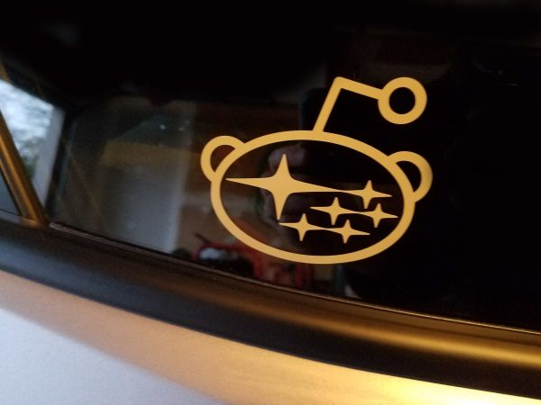 Reddit snoobaru head woo stickers and decals for the people