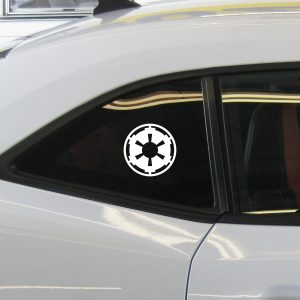 Star Wars Galactic Empire Decal Sticker