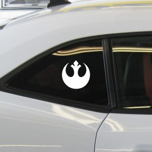 Rebel Alliance Decal Sticker