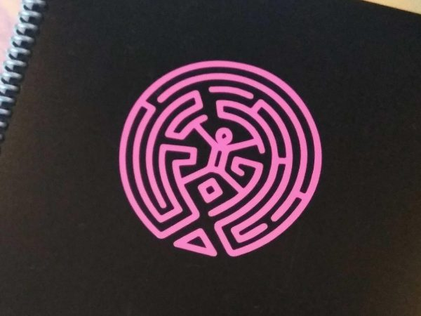 Westworld Maze Decal Sticker